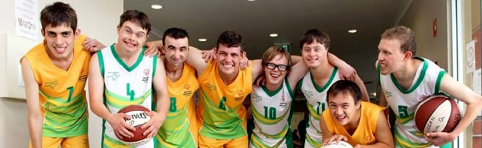 Special Olympics champions to SCEGGS – December 2013