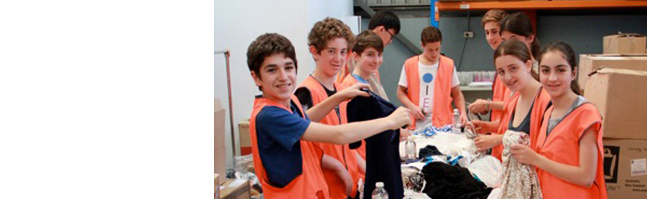 Thank you from the Kids Giving Back team – December 2013