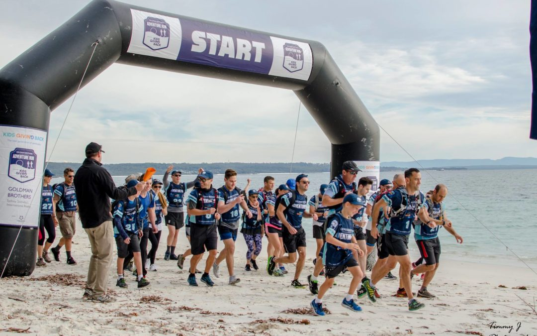 The Adventure Run that proved true to its name