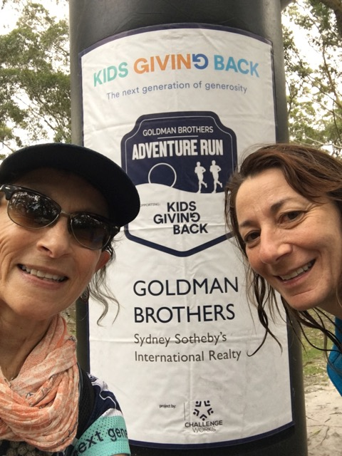 Sign up now for our 2018 Kids Giving Back-Goldman Brothers Adventure Run!
