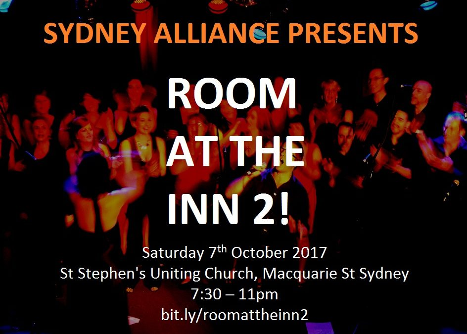 URGENT Teen volunteers 15+ for concert supporting asylum seeker campaign