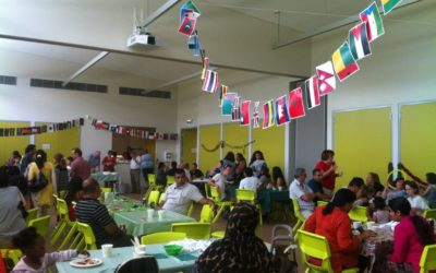 The House of Welcome needs a few more families for their Christmas party