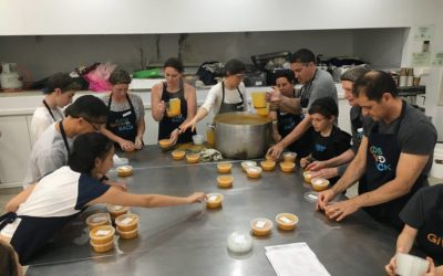Final Community Cook4Good for 2017 a huge success!