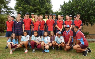 Northolm Grammar and Tregear Public School's thriving relationship continues, 5 years on!