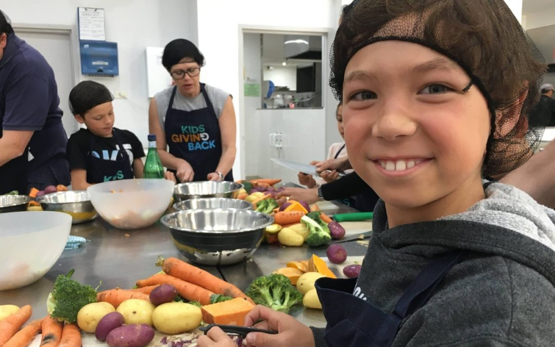 Cook4Good 2018 kicks off this Sunday, March 4 – just a handful of spaces available so get in fast