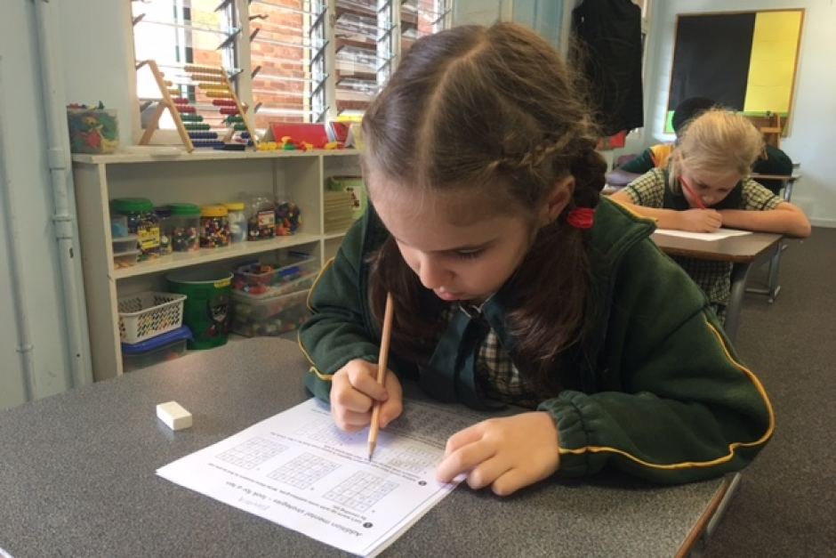 The best 'big idea' NAPLAN ever saw!