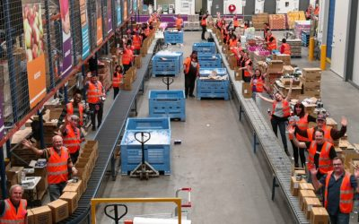 Teens 15+ to volunteer with Foodbank and help feed hungry families