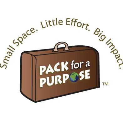 Travelling out of the country this summer? Check out Pack for a Purpose
