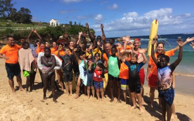 When the HARDA community met Coogee surf lifesavers