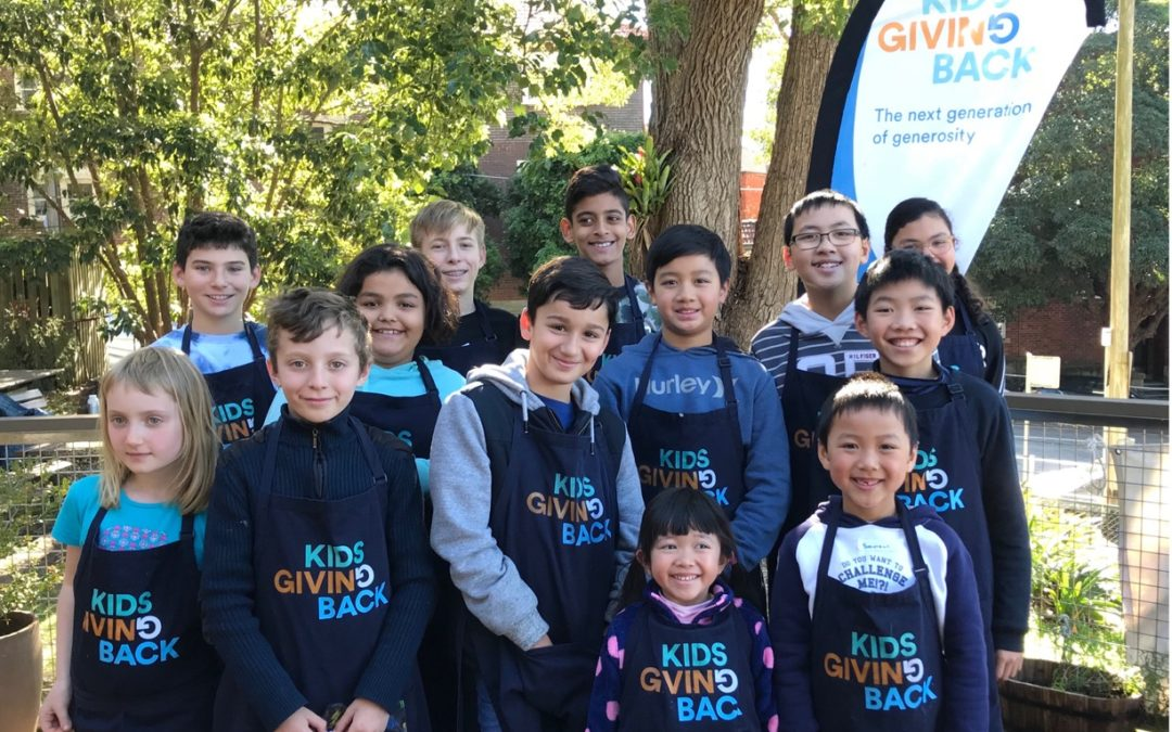 Would you like to make a tax deductible donation to Kids Giving Back before the EOFY?