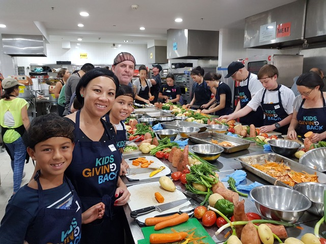 We're excited to announce the launch of our Cook4Good 2019 programs!