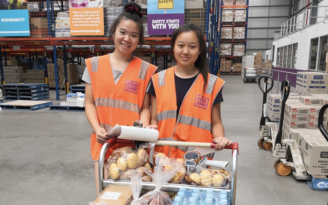 SCHOOL HOLIDAY VOLUNTEERING FOR TEENS 15+ @ Foodbank