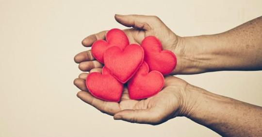 Give in to Giving….