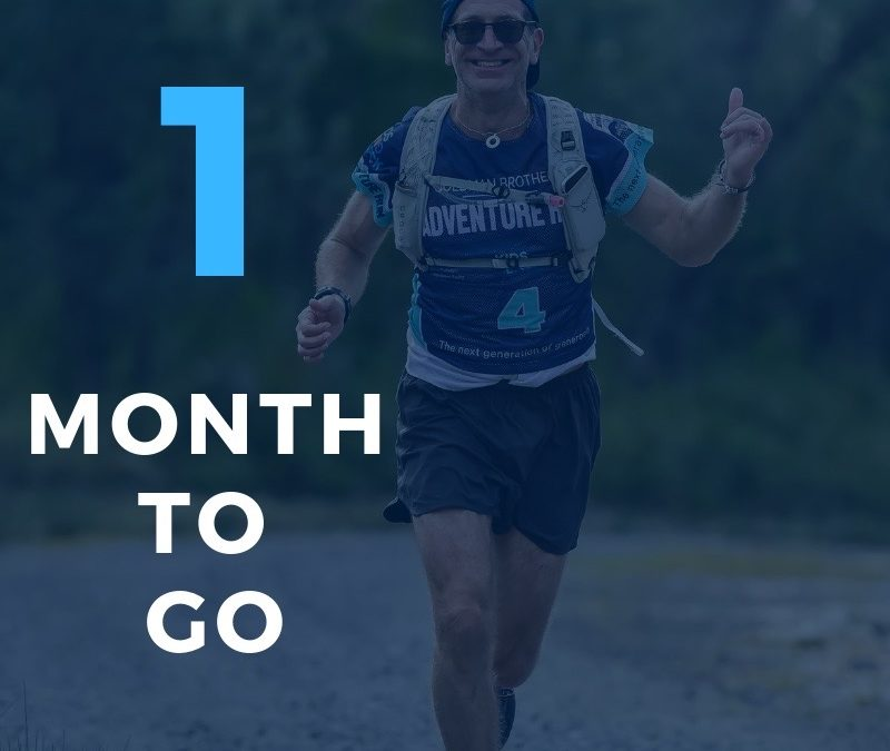 Join us or consider supporting your favourite participant at our upcoming Adventure Run