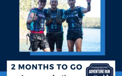 Join us! Entries still available for the Goldman Brothers-Kids Giving Back Adventure Run