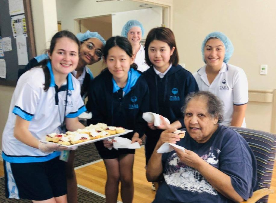 Challenging, eye-opening and inspiring – Tara Anglican girls immerse themselves in Schools4Good