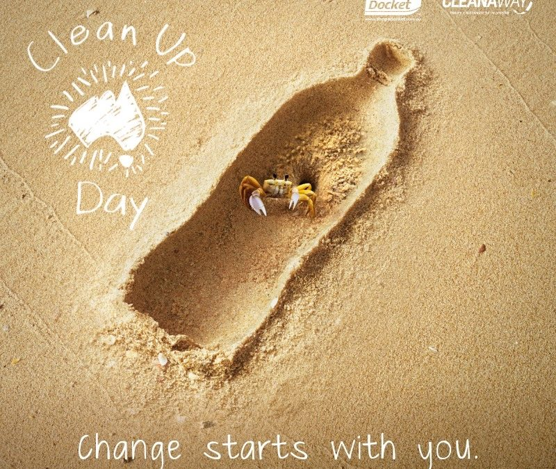 Clean up Australia Day – your chance to show your neighbourhood you care!