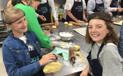 Cooking up a storm at Cook4Good with Loretto Kirribilli!