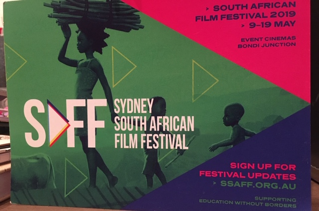 Tween and teen volunteers for Sydney South African Film Festival