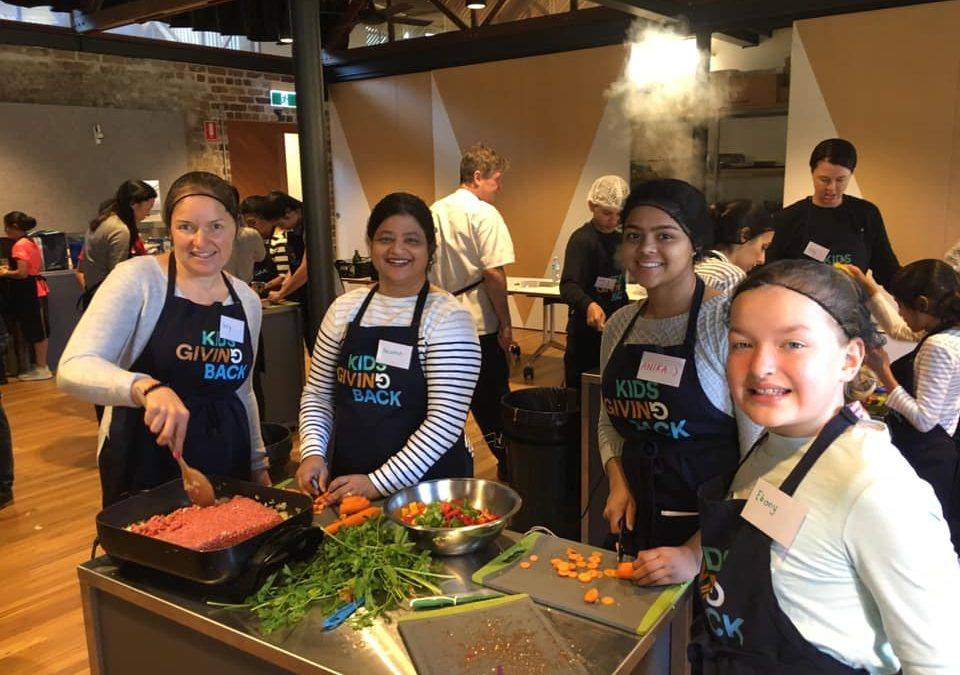 Our Cook4Dignity team made 167 meals for Dignity shelters across NSW!
