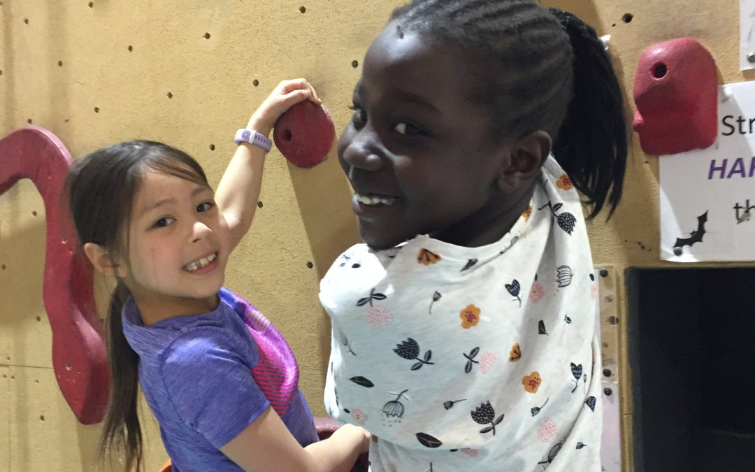 Special friendships were made at our Connect4Good with HARDA program!