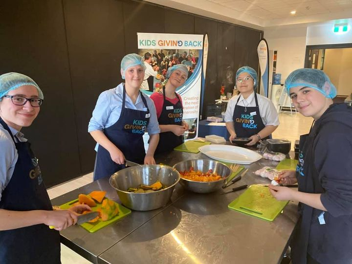Cook4Good – After School sessions have begun!